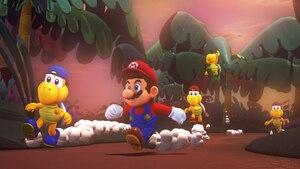 Joueur en série: la saga Mario Bros