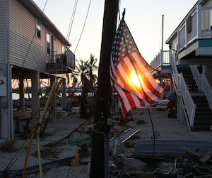 Florida Keys Begin Long Recovery After Direct Hit From Hurricane Irma