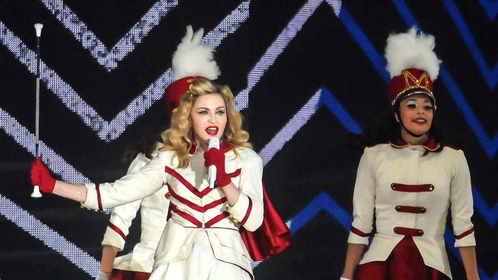 Les meilleures prestations de Madonna