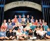 Les pensionnaires de l'internat sont personnifiés par les Petits Chanteurs du Mont-Royal et de Laval.