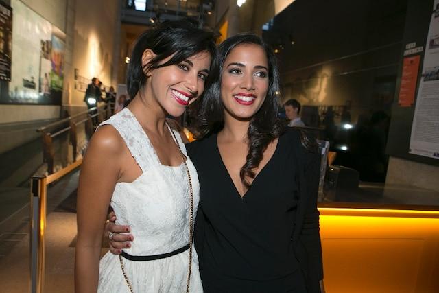 Reem Kherici et Nadia Kounda