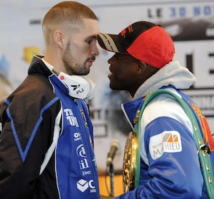 Le tension est à son maximum à quelques jours du duel entre Adonis Stevenson et Tony Bellew.