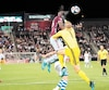 Evan Bush a connu un match passablement difficile face à Kei Kamara et aux Rapids du Colorado, accordant six buts.