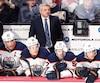 L'entraîneur-chef des Oilers, Todd McLellan, a perdu son calme au lendemain de la défaite contre les Flyers.