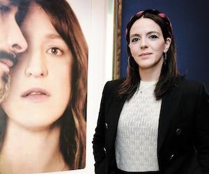 Moins d'une semaine après son retour de la Croisette, Monia Chokri avait rendez-vous avec les cinéphiles de son patelin de Québec, lundi soir, pour la première de La femme de mon frère, au Cinéma Le Clap.