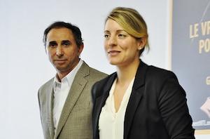 Mélanie Joly veut doubler ses appuis pour finir la campagne avec 32 %.