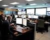La Sûreté du Québec a ouvert son centre de contrôle de mesures d'urgence à son quartier général, à Montréal.