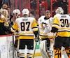 Matt Murray a repris son poste de gardien no 1 des Penguins, la semaine dernière, aux dépens de Marc-André Fleury.
