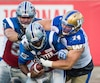 Blue Bombers vs Alouettes