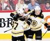 Les Bruins ont réussi à vaincre le Canadien trois fois en huit jours, en complétant cet exploit samedi soir au Centre Bell.