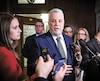 Philippe Couillard devra réviser ses arguments contre un taux de taxe scolaire unique au Québec, tel que proposé par la CAQ.