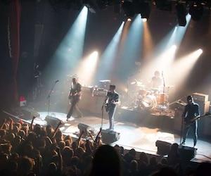 Eagles of Death Metal au Bataclan avant l'attaque.