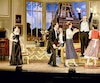 La pièce Les 3 ténors est présentée au Théâtre du Vieux-Terrebonne jusqu'au 29 août.