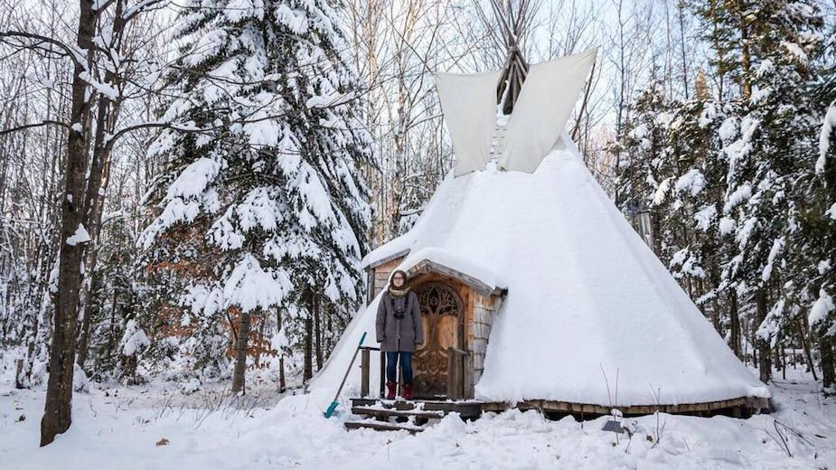 5 mini-hébergements à essayer cet hiver