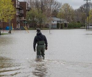 Innondations dans la région de Gatineau