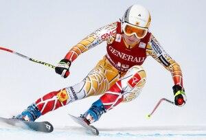 Mike Janyk a fini au 14e rang, dimanche, en Autriche.
