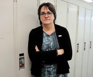 Hélène Bourdages représente les directeurs d'école de Montréal, qui sont nombreux à douter de l'échéancier du ministère.