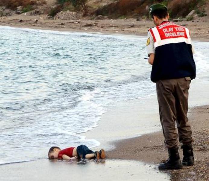 Aylan Kurdi 3 ans