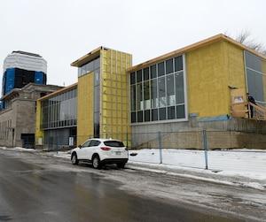 La Ville de Montréal injectera 350 000$ dans le projet de restauration de l'ancienne caserne Létourneux.