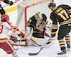 LHJMQ, Series eliminatoires, hockey