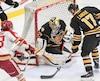LHJMQ, Series eliminatoires, hockey