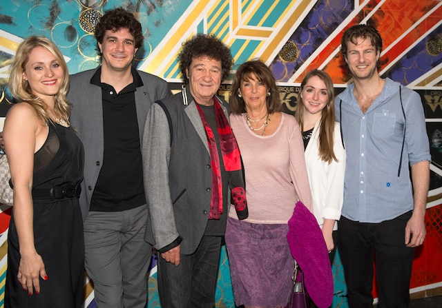 La famille Charlebois