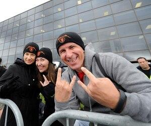 Ces trois Polonais ont vu plus de 80 spectacles de Metallica au cours de leur vie