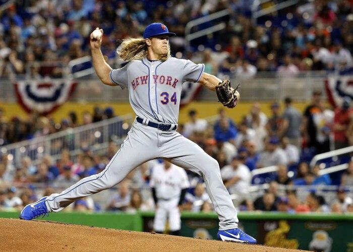 Les Mets devront se passer de Noah Syndergaard pendant quelques mois, car on ne prévoit pas qu'il puisse renouer avec la compétition avant la pause du match des étoiles, soit la mi-juillet.