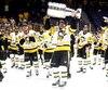 Sidney Crosby et les Penguins ont eu le dernier mot lors de séries largement suivies.