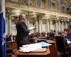 Le Journal révélait cette semaine à quel point l'Assemblée nationale fait piètre figure en matière de transparence lorsqu'il est question des déplacements à l'étranger des députés, mais aussi du président de l'institution, Jacques Chagnon.