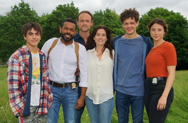 Élijah Patrice-Badelot, Frédéric Pierre, Vincent Leclerc, Madeleine Péloquin,Lévi Doré, Mylène St-Sauveur