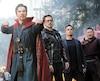 Avengers: la guerre de l'infini