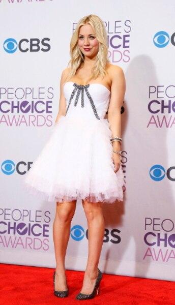 L'actrice de The Big Bang Theory, Kaley Cuoco, était l'animatrice de la soirée. La télésérie a d'ailleurs remporté le prix de la meilleure comédie au petit écran.