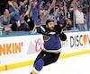 Ryan O'Reilly a six points au compteur depuis le début de la finale contre les Bruins.