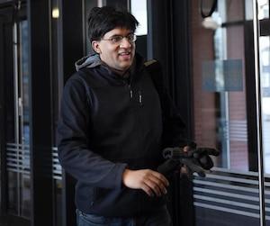 L'activiste Jaggi Singh