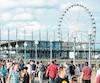 Selon des responsables, le concours fait partie d'une stratégie marketing visant à augmenter la visibilité du Vieux-Port.