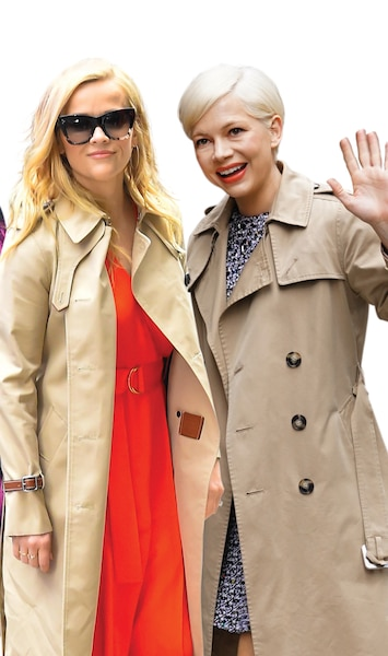 Gwen Stefani, Reese Witherspoon et Michelle Williams