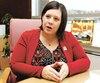 En l'absence d'un changement au tracé du train, c'est l'essor économique de la ville et le processus de guérison des citoyens qui sont en jeu, croit Julie Morin.