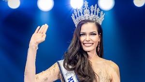 Une dénommée Drouin sacrée Miss Univers Thaïlande