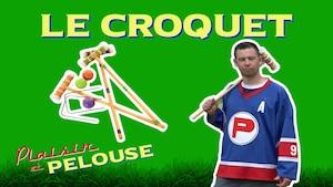 Image principale de l'article «Plaisir et pelouse»: découvrez le croquet