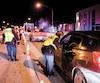 Lors de la période des Fêtes, l'an dernier, les policiers de la province ont intercepté plus d'un millier d'automobilistes pour conduite avec les capacités affaiblies par l'alcool ou la drogue. On a récidivé en 2018, comme cette opération qui s'est déroulée à Longueuil le mois passé.