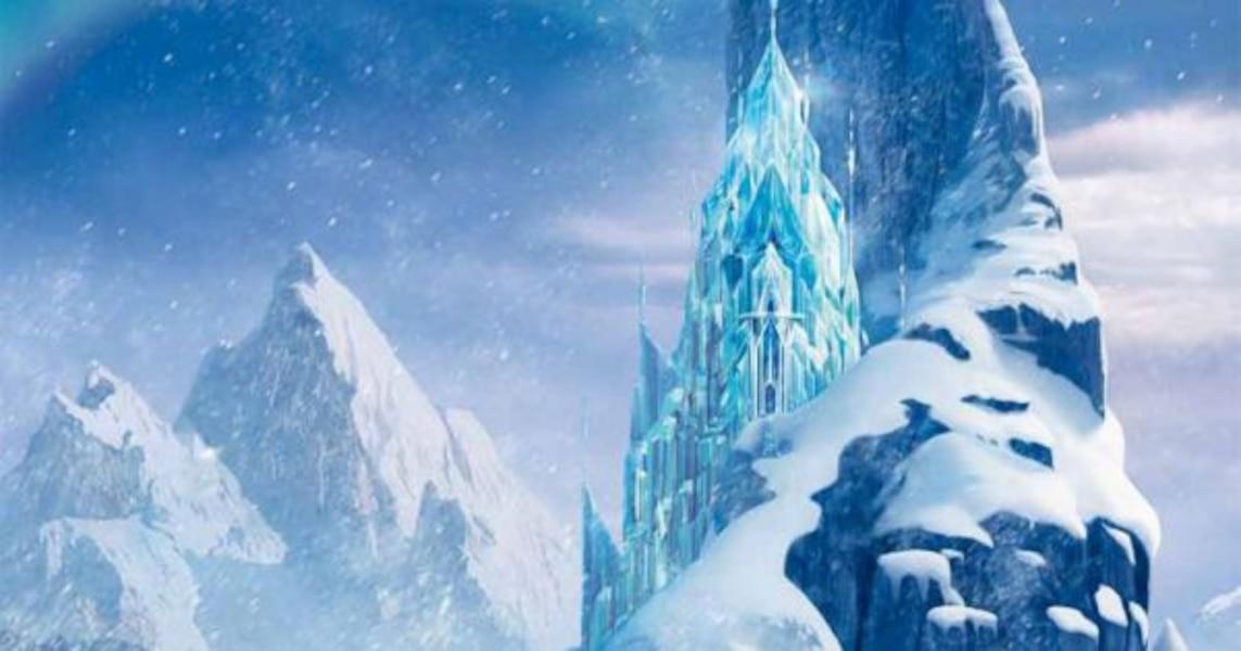 La maison symphonique de szczecin ressemble au ch teau de - Chateau elsa reine des neiges ...