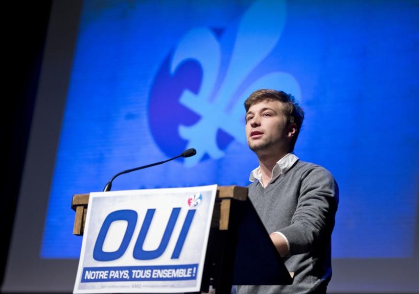 GND flirte avec Québec Solidaire