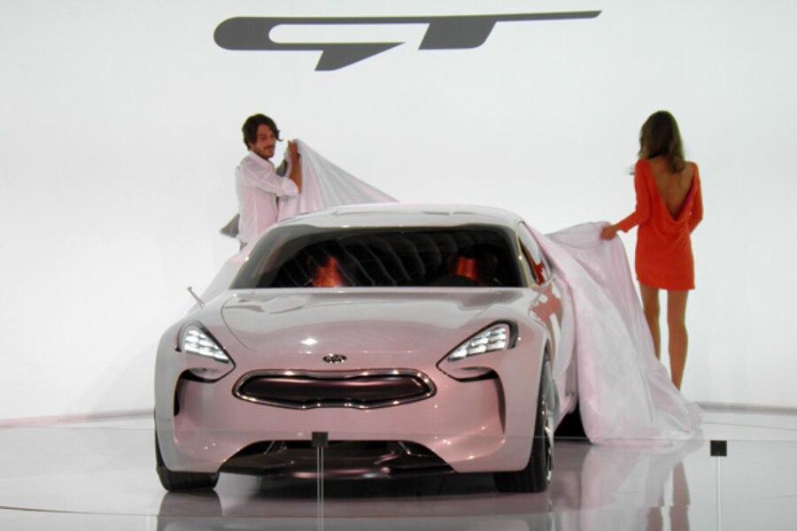 Est ce la nouvelle voiture sport de kia jdm - Voitures de sport la nouvelle gt de mclaren ...