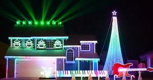 Image principale de l'article 70 000 lumières de Noël et la musique de Star Wars