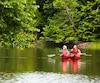 Remonter la rivière Petite Nation en canot ou en kayak est l'activité incontournable du parc.