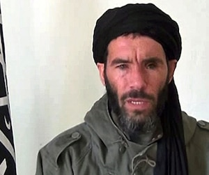 Le chef djihadiste Mokhtar Belmokhtar a combattu très jeune en Afghanistan, en 1991, et y a perdu un œil, d'où son surnom: «le Borgne».
