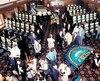 Image prises le 22 juin 1994, lors de l'ouverture du casino de Charlevoix.