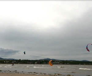 Le kitesurf : le plaisir de glisser et de voler!