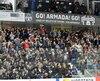 Les hausses les plus significatives ont été enregistrées aux matchs locaux de l'Armada de Blainville-Boisbriand, dont la moyenne d'assistance est de 2453 partisans, soit une augmentation de 12,47% au tiers de la saison.